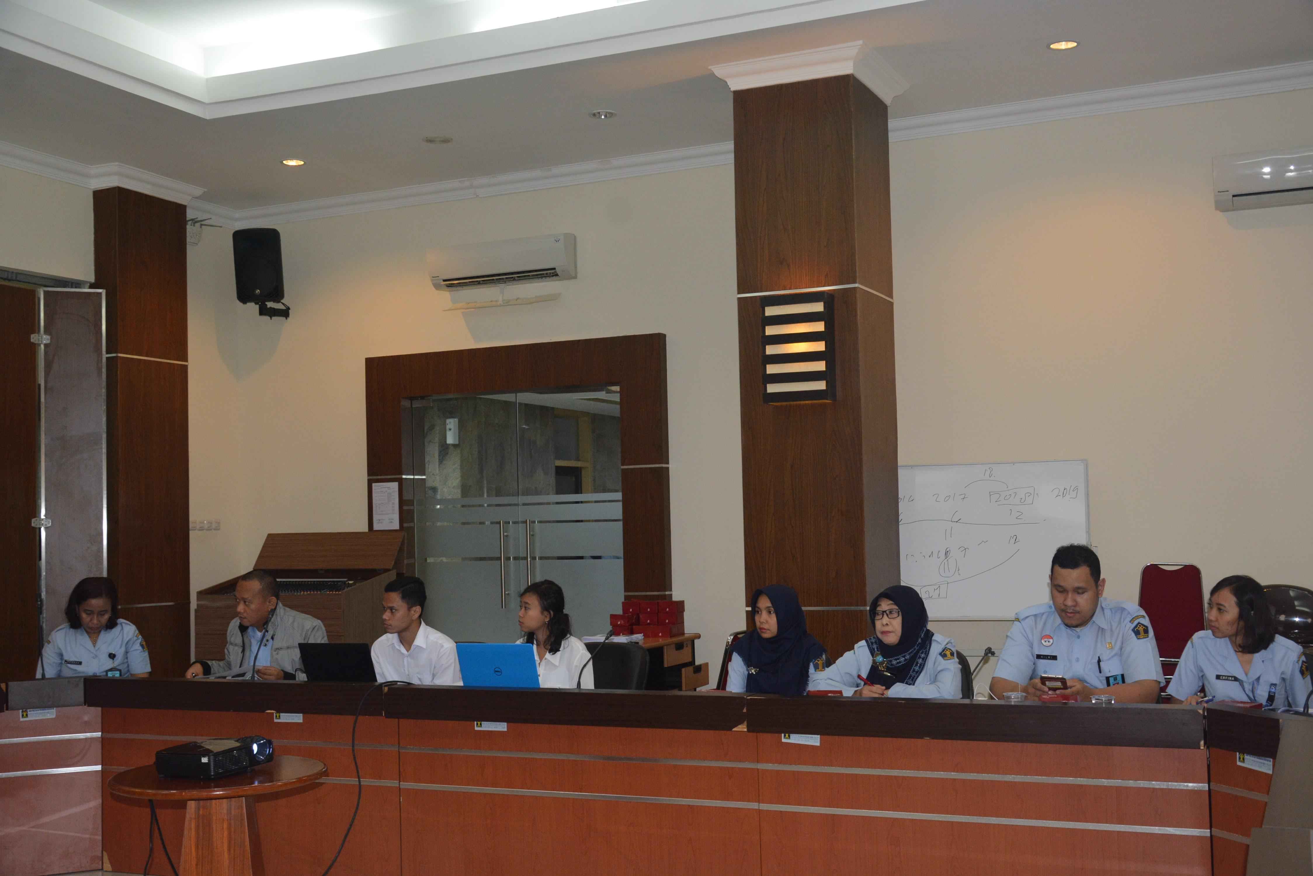 Workshop Pengelolaan Arsip Inaktif