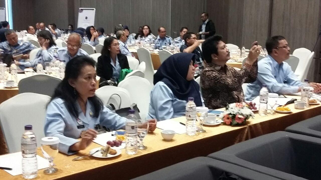 """Workshop Hasil Kajian Isu HAM Aktual  """"Penegakan Hukum Berbasis HAM"""""""