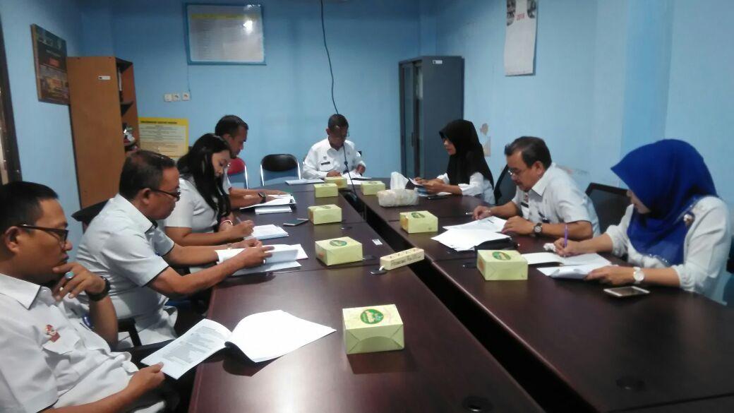 Rapat Pembahasan Materi Kajian HAM