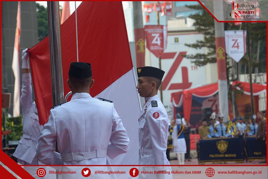 PERINGATAN HARI KEMERDEKAAN: MENUJU INDONESIA UNGGUL