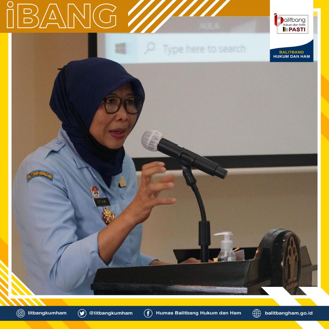 Penerapan SPIP Balitbangkumham Mendapatkan Apresiasi dari BPKP